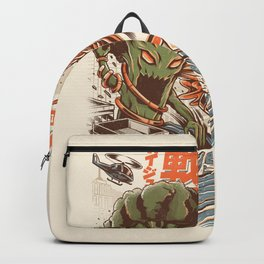 Kaiju Food Fight Backpack