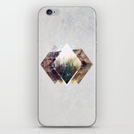 Mystic forest iPhone Skin