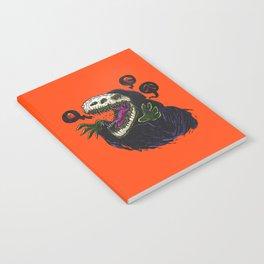Grim Reapersaur Notebook