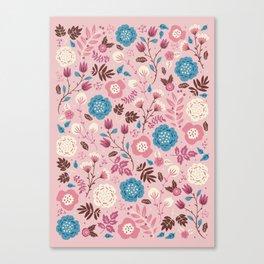 Pretty Pink Canvas Print