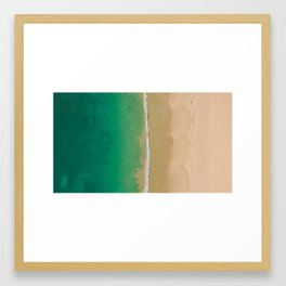 Skies About Framed Art Print