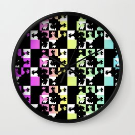Devotion Wall Clock