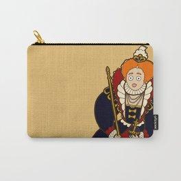 Good Queen Bess Carry-All Pouch