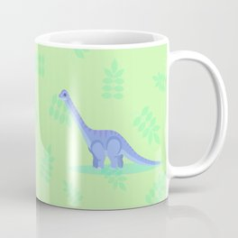 Brontosaurus, There When You Can't Reach the Shelf Above the Fridge Coffee Mug