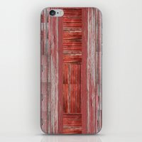 rustic iPhone & iPod Skins featuring Rustic by Mirabella Market
