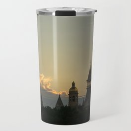 Baylor University Sunset Travel Mug