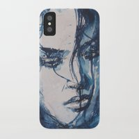 indigo iPhone & iPod Cases featuring Indigo by Gerry Miller