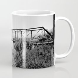 Salinas River Bridge, Monterey County, California Coffee Mug