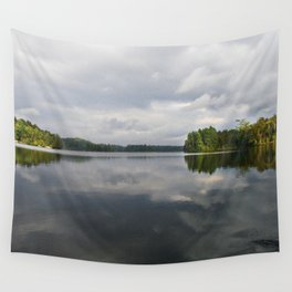 St. Regis pond in NY Wall Tapestry