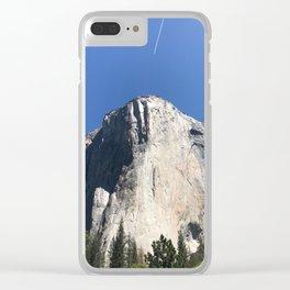 el Capitan Clear iPhone Case