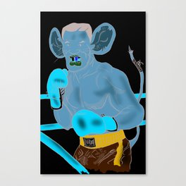 Mice-Tyson Canvas Print