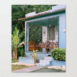 Maguayo, Dorado Canvas Print