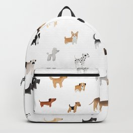 Lots of Cute Doggos Backpack