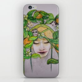 In the Citrus Family iPhone Skin