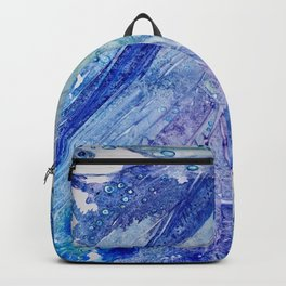 Water Scarab Fossil Under the Ocean, Environmental Backpack