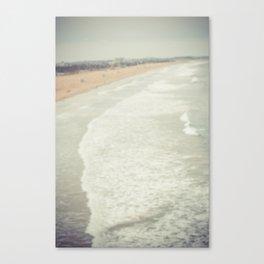 in focus i Canvas Print