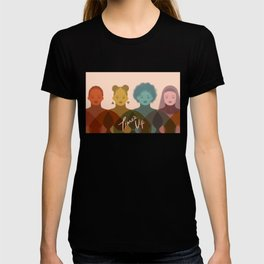 TIME'S UP by Sabrena Khadija T-shirt