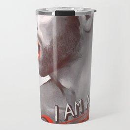Pretty Masculine Travel Mug