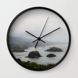 NorCal Wall Clock