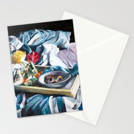 Breakfast in Bed, No. 2 Stationery Cards