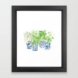 Ginger Jars no. 2 Framed Art Print