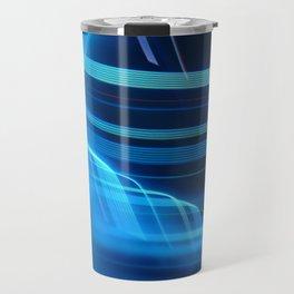 Smooth light art Travel Mug