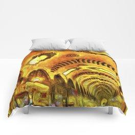 Spice Bazaar Van gogh Comforters