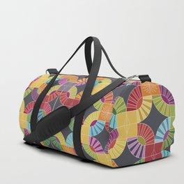 Quilt Duffle Bag