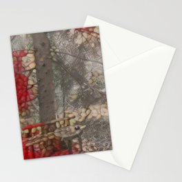 Nutty Fall Stationery Cards