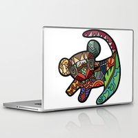 simba Laptop & iPad Skins featuring Simba by Ilse S