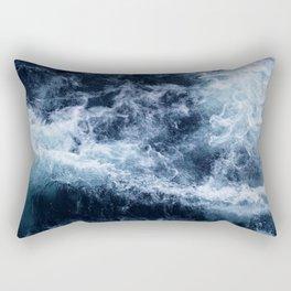 Lake Superior #5 Rectangular Pillow