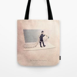 The Jewelry deliverer Tote Bag