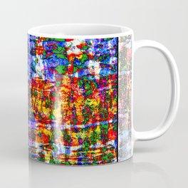 DOUGLAS FIR BARK STATURATED ABSTRACT Coffee Mug