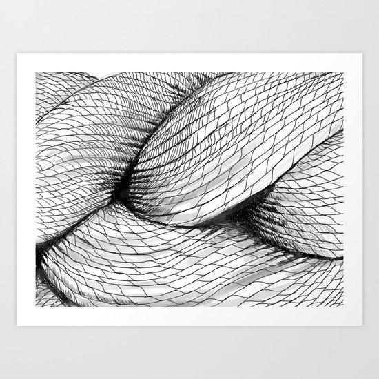 KARALAMA Art Print