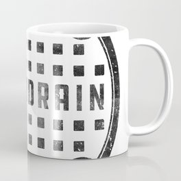 Stormdrain cover Coffee Mug