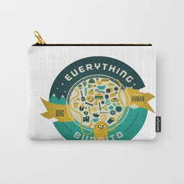 Everything burrito! Carry-All Pouch