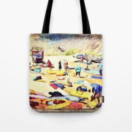 Grand Canyon Put In Tote Bag