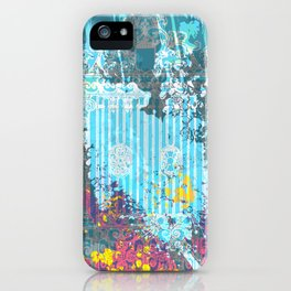 floral 007. iPhone Case