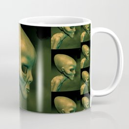 Alien Files Coffee Mug