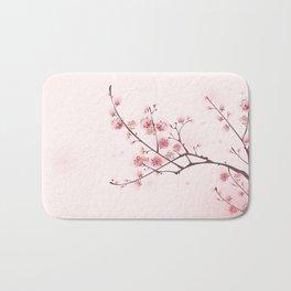Oriental cheery blossom in spring 006 Bath Mat