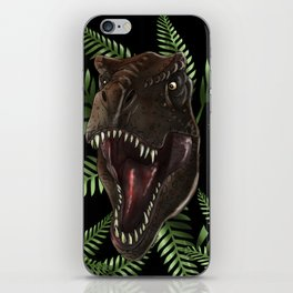 Jurassic World iPhone Skin