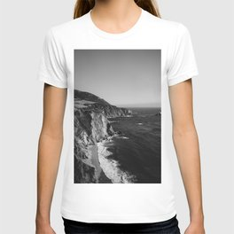 Monochrome Big Sur T-shirt