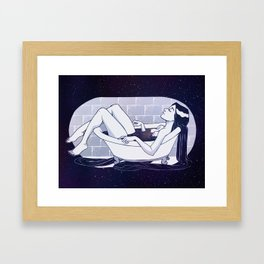 TinyTub Framed Art Print
