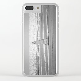 Char à voile Clear iPhone Case