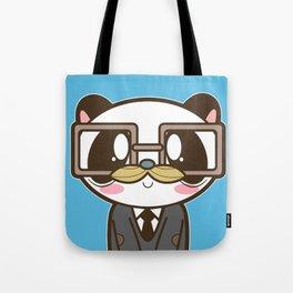 Tokupan Boy (Tokusatsu Panda) Before Henshin Tote Bag