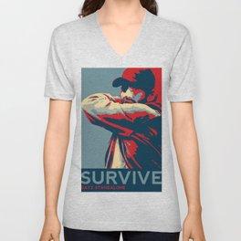 DayZ Survive Artwork Unisex V-Neck