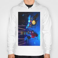 the mortal instruments Hoodies featuring Instruments by Mauricio Santana