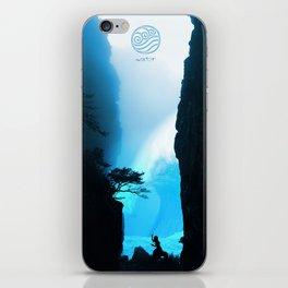 Katara iPhone Skin