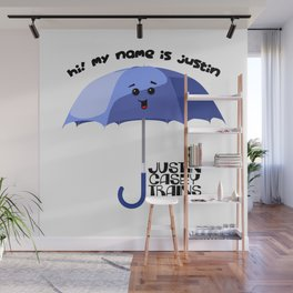 justin casey Wall Mural