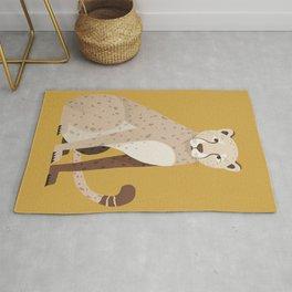 Whimsy Cheetah Rug